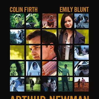 Poster of Cinedigm Entertainment Group's Arthur Newman (2013)