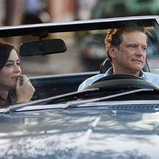 Emily Blunt stars as Mike and Colin Firth stars as Arthur Newman in Cinedigm Entertainment Group's Arthur Newman (2013)