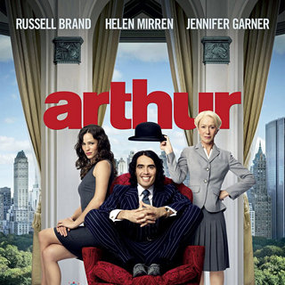 Poster of Warner Bros. Pictures' Arthur (2011)