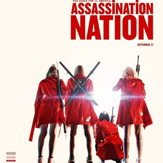 Poster of Neon's Assassination Nation (2018)