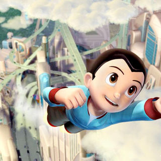 A scene from Summit Entertainment's Astro Boy (2009)