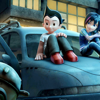 Astro Boy - A scene from Summit Entertainment's Astro Boy (2009)