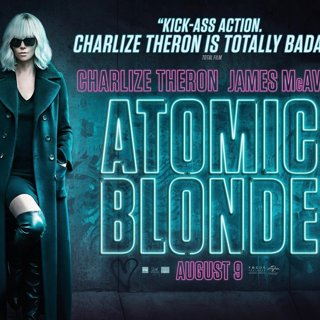 Atomic Blonde photo