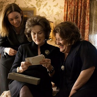 Julianne Nicholson, Meryl Streep and Margo Martindale in The Weinstein Company's August: Osage County (2013) - august-osage-county03