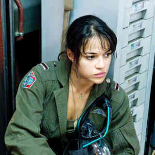 Avatar - Michelle Rodriguez stars as Trudy Chacon in The 20th Century Fox's Avatar (2009)