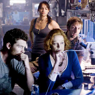 Avatar - Sam Worthington, Michelle Rodriguez, Sigourney Weaver and Joel Moore in The 20th Century Fox's Avatar (2009)