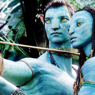 Avatar - A scene from The 20th Century Fox's Avatar (2009)