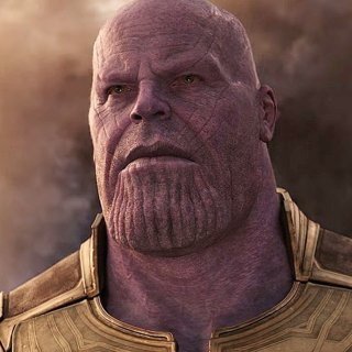 Avengers: Infinity War - Thanos from Marvel Studios' Avengers: Infinity War (2018)
