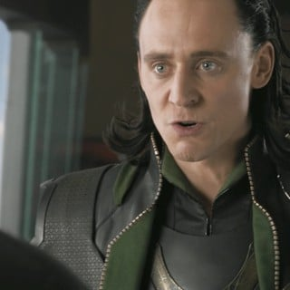 Avengers, The - Tom Hiddleston stars as Loki in Walt Disney Pictures' The Avengers (2012)