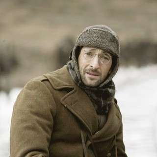 Adrien Brody in China Lion Film Distribution's Back to 1942 (2012)