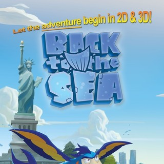 Poster of Viva Pictures' Back to the Sea (2012)