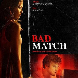 Poster of Gravitas Ventures' Bad Match (2017) - bad-match-poster01