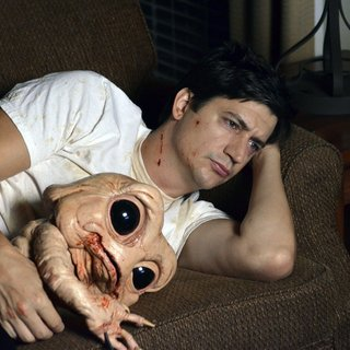 Ken Marino stars as Ken in Magnet Releasing's Bad Milo! (2013) - bad-milo-02
