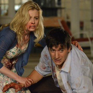 Gillian Jacobs stars as Sarah and Ken Marino stars as Ken in Magnet Releasing's Bad Milo! (2013) - bad-milo-03
