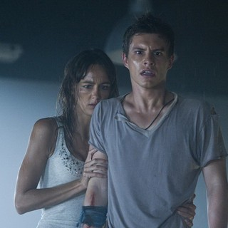 Sharni Vinson stars as Tina and Sharni Vinson stars as Tina in Anchor Bay Films' Bait (2012) - bait07