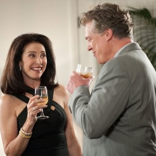 Mimi Rogers stars as Mrs. Matthews and Christopher McDonald stars as Mr. Matthews in Midwest Movies' Balls to the Wall (2011)