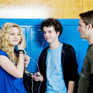 Alyson Michalka, Gaelan Connell and Scott Porter in Summit Entertainment's Bandslam (2009)