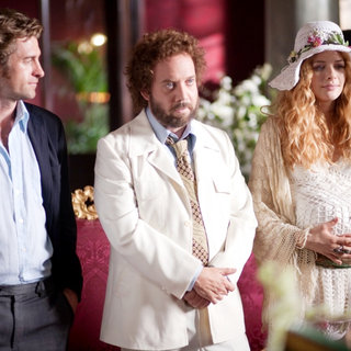 Scott Speedman, Paul Giamatti and Rachelle Lefevre in Serendipity Point Fillms' Barney's Version (2010) - barney_s_version06