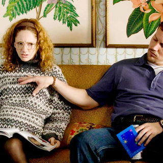 Barry Munday - Judy Greer stars as Ginger Farley and Patrick Wilson stars as Barry Munday in Magnolia Pictures' Barry Munday (2010)