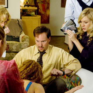 Jean Smart, Judy Greer, Patrick Wilson and Chloe Sevigny in Magnolia Pictures' Barry Munday (2010)