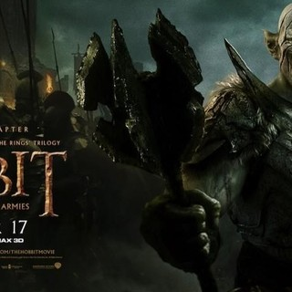 Hobbit: The Battle of the Five Armies, The - Poster of Warner Bros. Pictures' The Hobbit: The Battle of the Five Armies (2014)