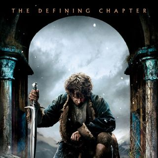 Poster of Warner Bros. Pictures' The Hobbit: The Battle of the Five Armies (2014) - battle-of-the-5-armies-pstr02