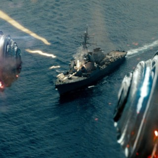 Battleship - A scene from Universal Pictures' Battleship (2012)