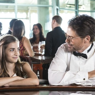 Soni Bringas stars as Young May and Rob Lowe stars as Ben Novack Jr. in Lifetime's Beautiful & Twisted (2015). Photo credit by Danny Feld. - beautiful-twisted02