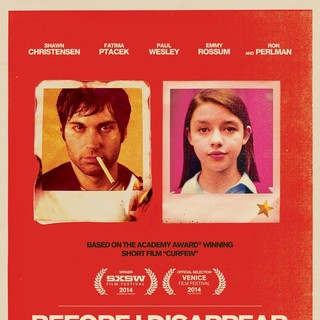 Poster of IFC Films' Before I Disappear (2014)