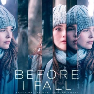 Poster of Open Road Films' Before I Fall (2017)