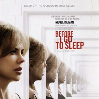 Poster of Clarius Entertainment's Before I Go to Sleep (2014)