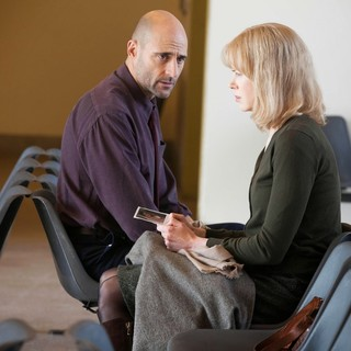 Mark Strong stars as Dr. Nash and Nicole Kidman stars as Christine Lucas in Clarius Entertainment's Before I Go to Sleep (2014)