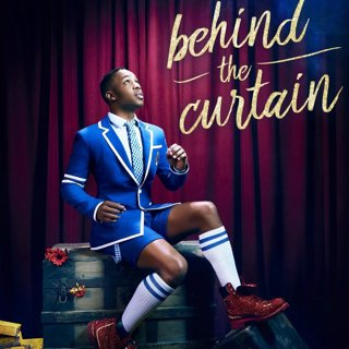 Poster of Wolfe Releasing's Behind the Curtain: Todrick Hall (2017)