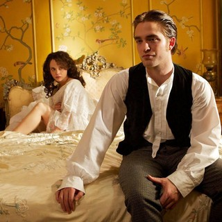 Christina Ricci stars as Clotilde de Marelle and Robert Pattinson stars as Georges Duroy in Magnolia Pictures' Bel Ami (2012) - bel-ami-still05