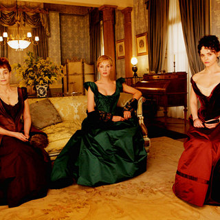 Kristin Scott Thomas, Uma Thurman and Christina Ricci in Magnolia Pictures' Bel Ami (2012) - bel_ami04