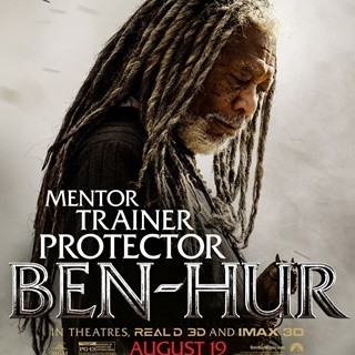 Poster of Paramount Pictures' Ben-Hur (2016)