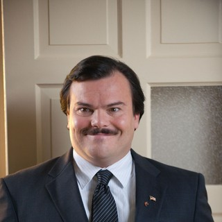 Jack Black stars as Bernie in Millennium Films' Bernie (2012)
