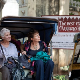 The Best Exotic Marigold Hotel Picture 3