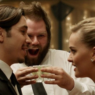 Justin Long, Tyler Labine and Jess Weixler in Magnolia Pictures' Best Man Down (2013) - best-man-down06