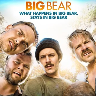 Poster of Blue Fox Entertainment's Big Bear (2017)