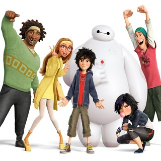 Big Hero 6 photo