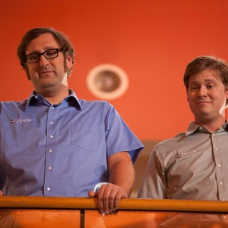 Eric Wareheim and Tim Heidecker in Magnolia Pictures' Tim and Eric's Billion Dollar Movie (2012)
