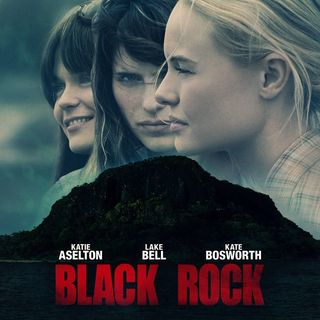 Poster of LD Entertainment's Black Rock (2013)