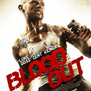 Poster of Lionsgate Films' Blood Out (2011)