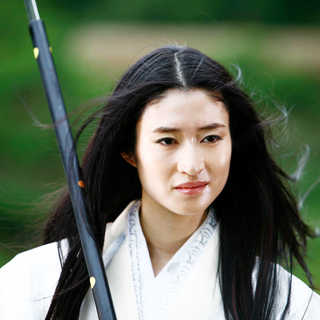 Koyuki stars as Onigen in Pathe Films' Blood: The Last Vampire (2009)