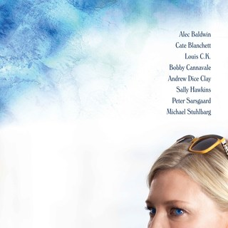 Poster of Sony Pictures Classics' Blue Jasmine (2013) - blue-jasmine-poster01