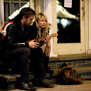 Ryan Gosling stars as Dean and Michelle Williams stars as Cindy in The Weinstein Company's Blue Valentine (2010)
