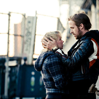Michelle Williams stars as Cindy and Ryan Gosling stars as Dean in The Weinstein Company's Blue Valentine (2010)