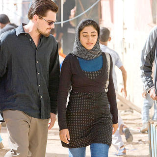 Body of Lies - Leonardo DiCaprio stars as Roger Ferris and Golshifteh Farahani stars as Aisha in Warner Bros. Pictures' Body of Lies (2008)