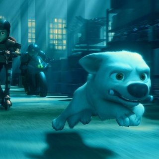 Bolt - A scene from Walt Disney Pictures' Bolt (2008)